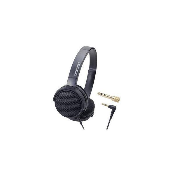 Audio-Technica オーディオテクニカ 楽器用モニターヘッドホン ATH-EP300 BK 〔送料無料〕